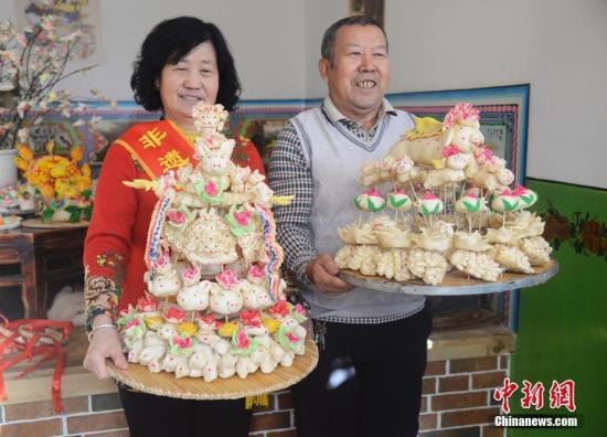 """内蒙古非遗过大年:重拾中国""""年""""文化"""