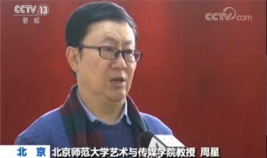 北京师范大学艺术与传媒学院教授周星