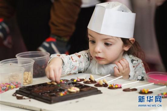 视觉与味觉的盛宴——第六届布鲁塞尔巧克力沙龙于21日开幕