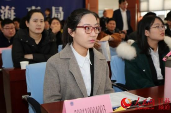 江苏海事新录用公务员面试结束 82人进入体检