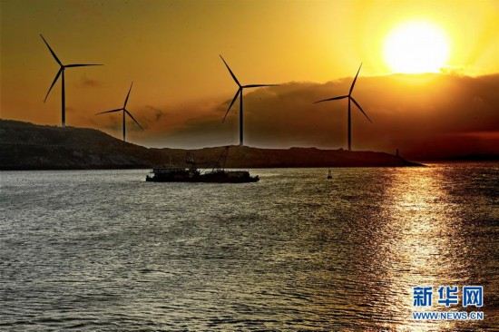 (社会)(2)海岛风电场