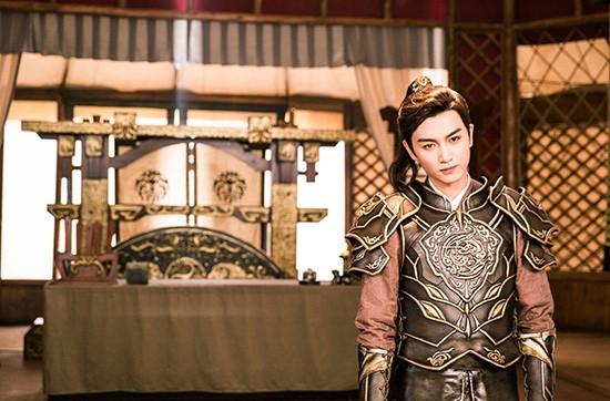 《独孤皇后》陈晓开启进阶模式 帅气统领上线