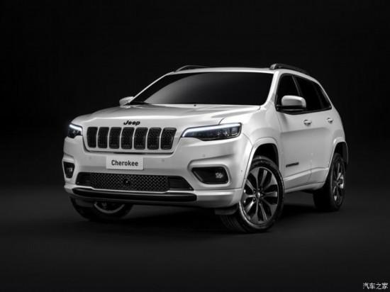 Jeep(进口) 自由光(进口) 2019款 S Special Edition
