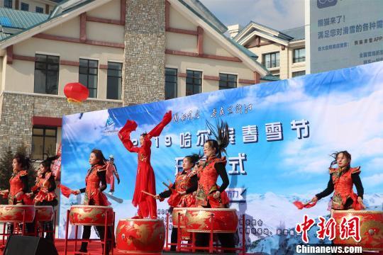 """2019哈尔滨春雪节推出四条线路畅享""""阳春白雪"""""""