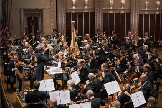 奥地利克利夫兰管弦乐团将于4月到访国家大剧院