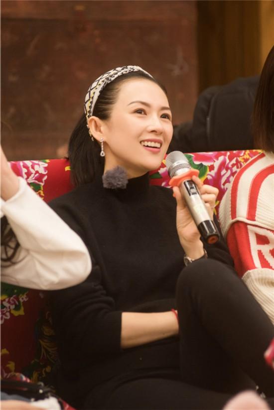 《妻子2》章子怡回应舆论压力 汪峰称一...