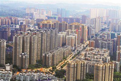 东莞房价涨势明显放缓 同比降12个百分点