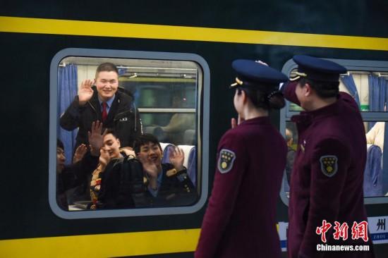 2019年春运结束中国旅客发送量近30亿人次