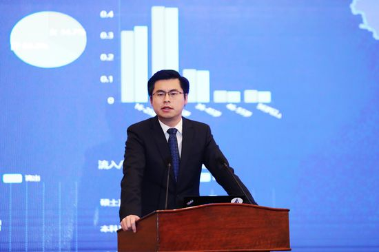 京东集团副总裁、京东数字科技首席数据科学家郑宇教授