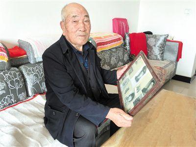 退伍老兵王忠林:曾和雷鋒一起受表彰