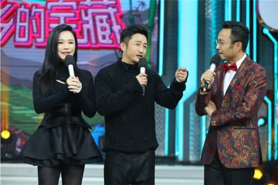 《天天向上》邹市明、冉莹颖展示贵州遵义民俗特色