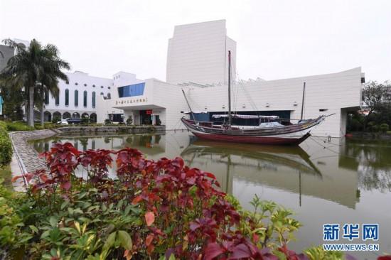 泉州海交馆:追寻海上丝绸之路的身影