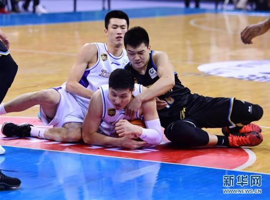 (体育)(2)篮球——CBA:北京首钢胜天津滨海云商金控