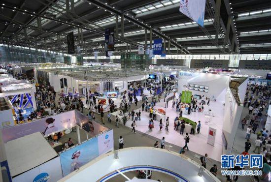 第七届中国电子信息博览会推介会在广州举行