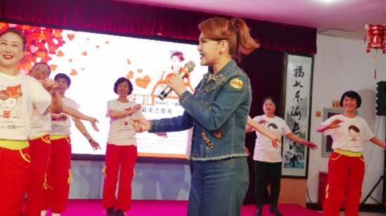 学雷锋传承接力 乌兰图雅带领全国粉丝开展爱心志愿行动
