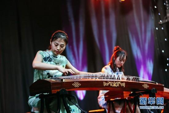 (国际・图文互动)(2)中国展台首次亮相卢森堡移民文化节