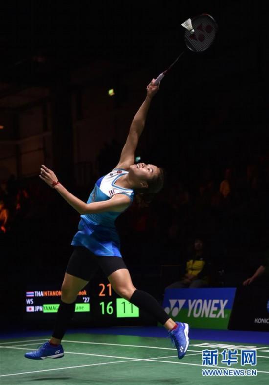 (体育)(4)羽毛球――德国公开赛:日本选手山口茜夺得女单冠军