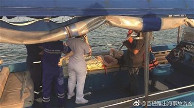 泰国出海游撞礁石女孩重伤失忆清醒后她发微博诉苦