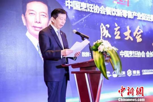 中国烹饪协会:2018年餐饮零售总额破4万亿