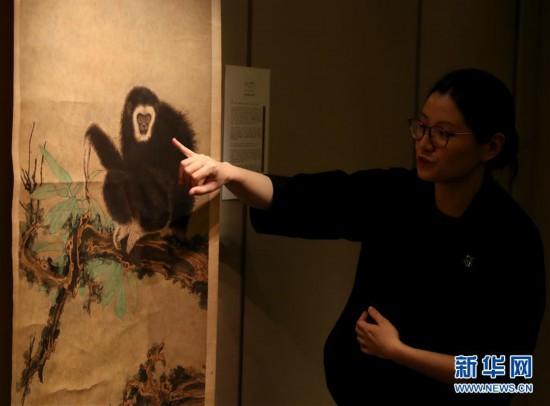(图文互动)(2)张大千画作将领衔香港苏富比中国书画春拍