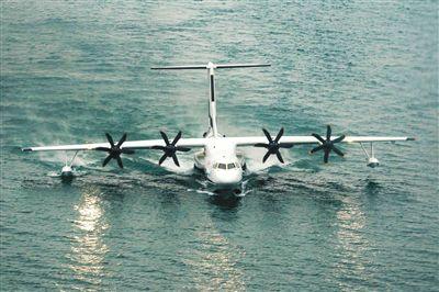 """4架""""鲲龙""""AG600试飞飞机将投产"""