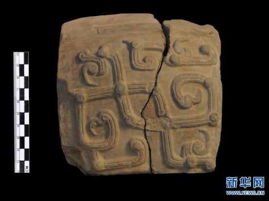 (图文互动)(1)河南官庄遗址新发现两周时期铸铜作坊区