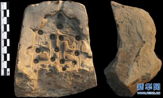 (图文互动)(2)河南官庄遗址新发现两周时期铸铜作坊区