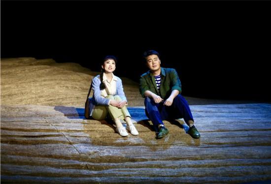 民族歌剧《平凡的世界・黄土地》北京成功首演