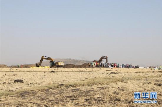 埃塞俄比亚航空公司暂停运行失事飞机机型客机