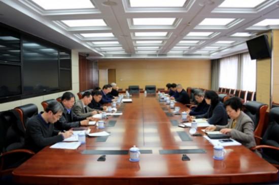 江苏住建厅党组研讨防范化解住建领域重大风险