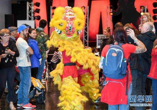 """(国际)(2)新西兰国博举办""""中国舞台日"""""""