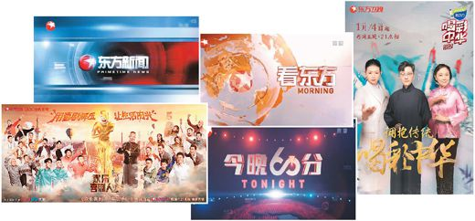 东方卫视,要将改革进行到底(中国电视地图)