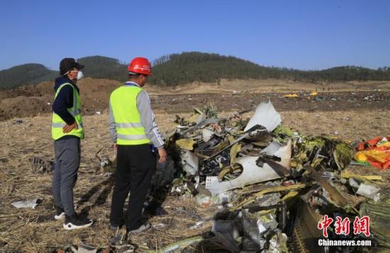 亚航空公司失事航班ET302救援工作11日进入第二天.11日,埃航官方