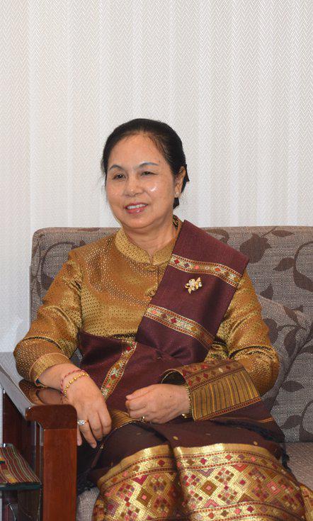 """专访老挝驻华大使:""""一带一路""""是一个具有远见卓识的倡议"""