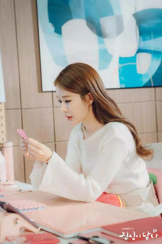 韩剧《触及真心》不止有糖 职场穿搭更要学起来!