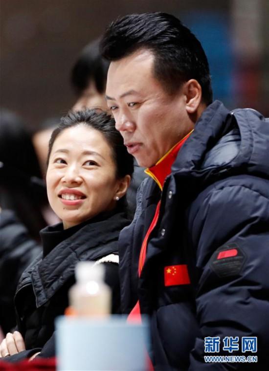(体育)(20)花样滑冰——国家队在京举行媒体公开课