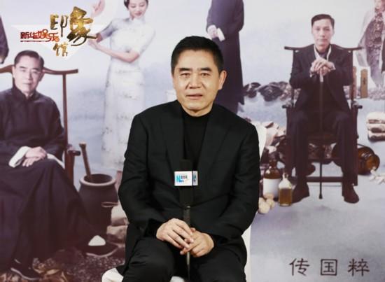 陈宝国:创作角色不怕吃苦  回避表演套路才能长久