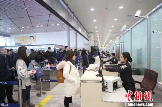 ハルビン空港で「チケットレス」搭乗を実現 黒竜江省
