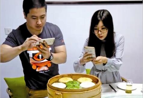 靖江市民自创彩色汤包 竟成为新晋网红美食