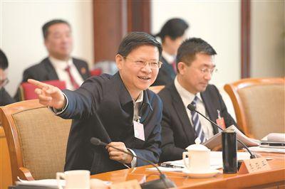 江苏代表团举行小组会议热议两高报告