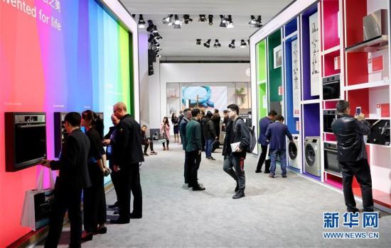 (服务)(2)中国家电及消费电子博览会在沪开幕