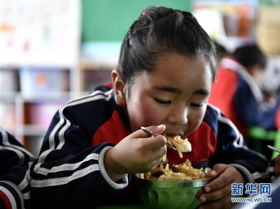 青海兴海:加大学前教育投入