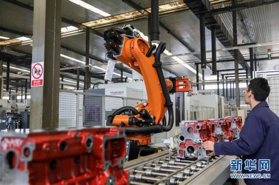 安徽:科技创新助推企业转型升级
