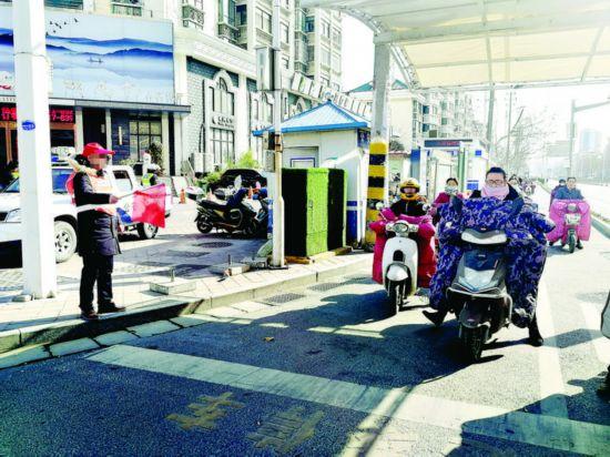 淮安驾驶人满分教育体验学习专设教育站