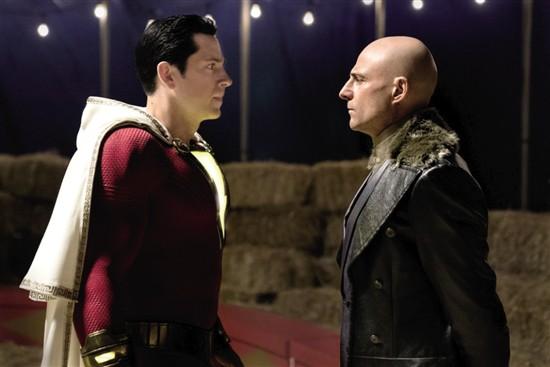 《惊奇队长》的对手来了《雷霆沙赞!》定