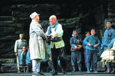歌剧《沂蒙山》:深情赞颂这英雄的土地t161次列车