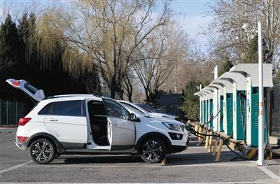 家用充电桩难安装 基础设施在起步阶段