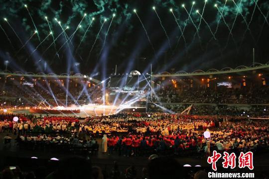 阿布扎比特奥会:第十五届世界夏季特奥会开幕