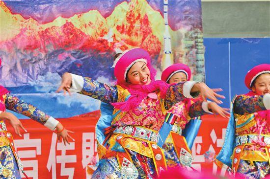 迪庆藏族自治州:最美藏区一路前行