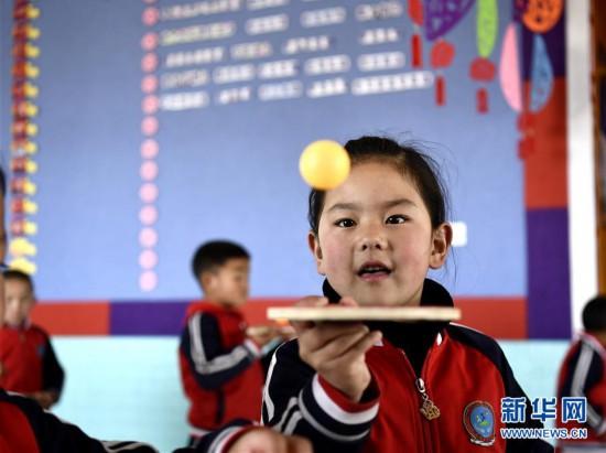 (教育)(2)青海兴海:加大学前教育投入